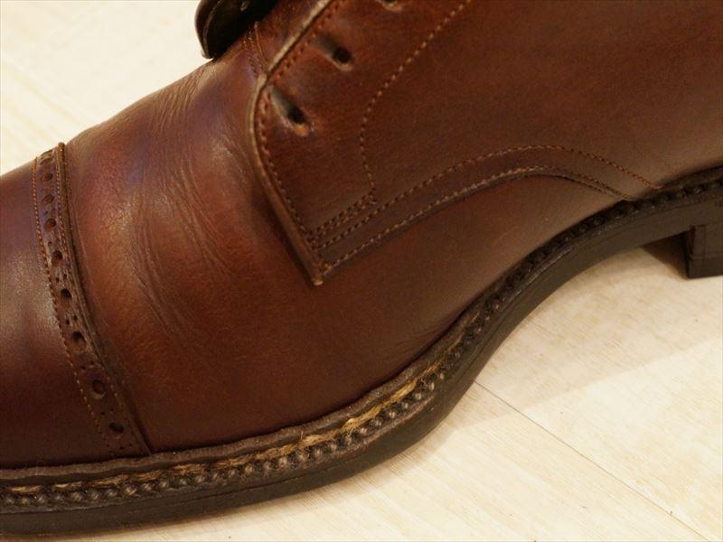 サドルソープで靴を丸洗い_d0166598_1731326.jpg