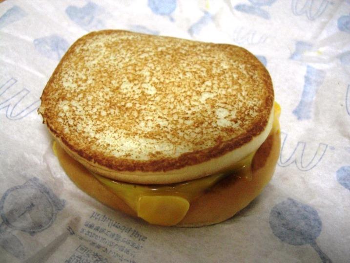 【マック】マックトースト~Simple is ?~_b0081121_10122822.jpg