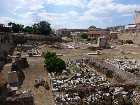 ギリシャ アテネ旅行記 5日目-2_e0237625_18104488.jpg