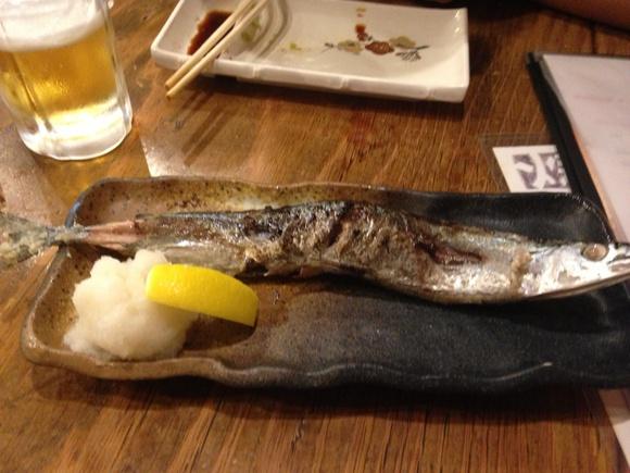 秋刀魚_e0173239_2023326.jpg