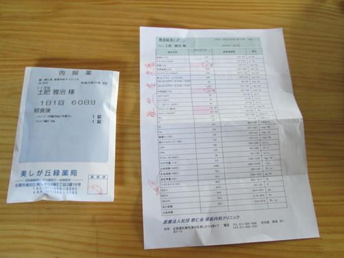 通信簿貰いました!  S・D-76  北海道札幌北広島_a0196542_19411039.jpg
