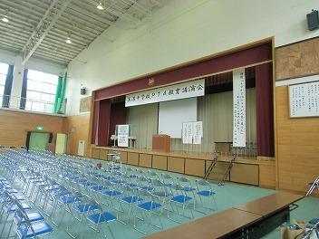 中学校で教育講演会_a0272042_18445385.jpg