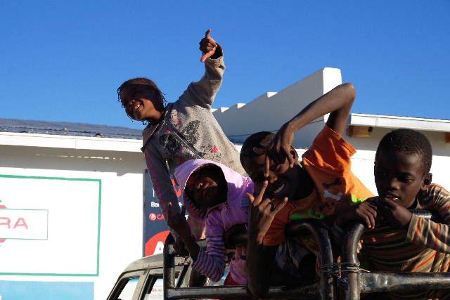 ナミビアの旅(30) カオコランドのオプウォ・カントリーロッジへ _c0011649_2145445.jpg