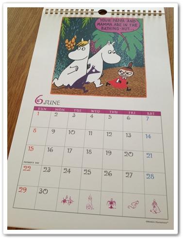 焼き芋とムーミンカレンダー_d0291758_2261960.jpg