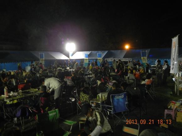 キャンピングフェスティバルに参加させて頂きました!_d0198793_199559.jpg
