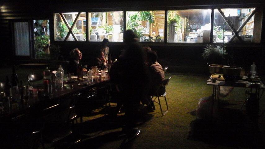 N氏の庭で「たんぽ会」_f0150893_11555552.jpg