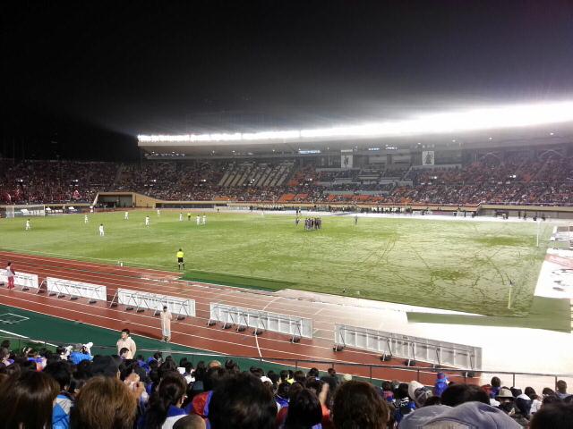 2013JリーグDivision1 第28節 FC東京 - 鹿島アントラーズ_b0042308_144065.jpg