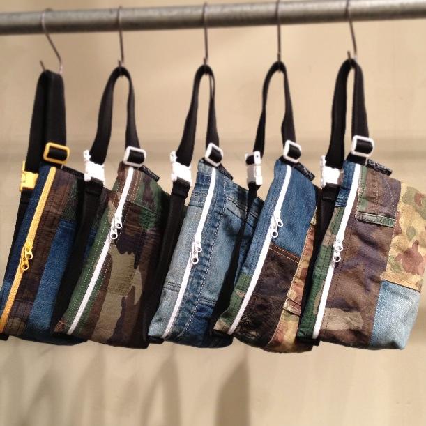 Fac-10 mini waist pouch (Patchwork version) re:stock_f0126931_17144323.jpg