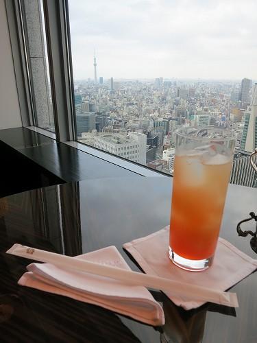 9月 シャングリ・ラ東京 ホライゾンクラブでチェックイン_a0055835_11282311.jpg