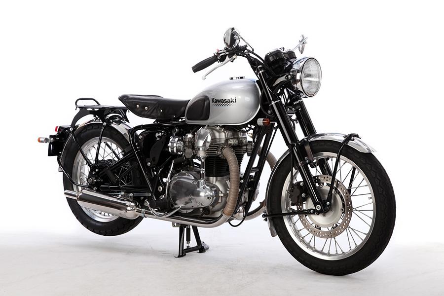 Kawasaki W650 Custom_e0182444_19532362.jpg