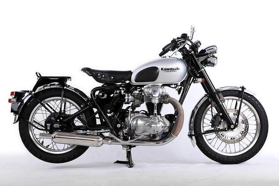 Kawasaki W650 Custom_e0182444_19532895.jpg
