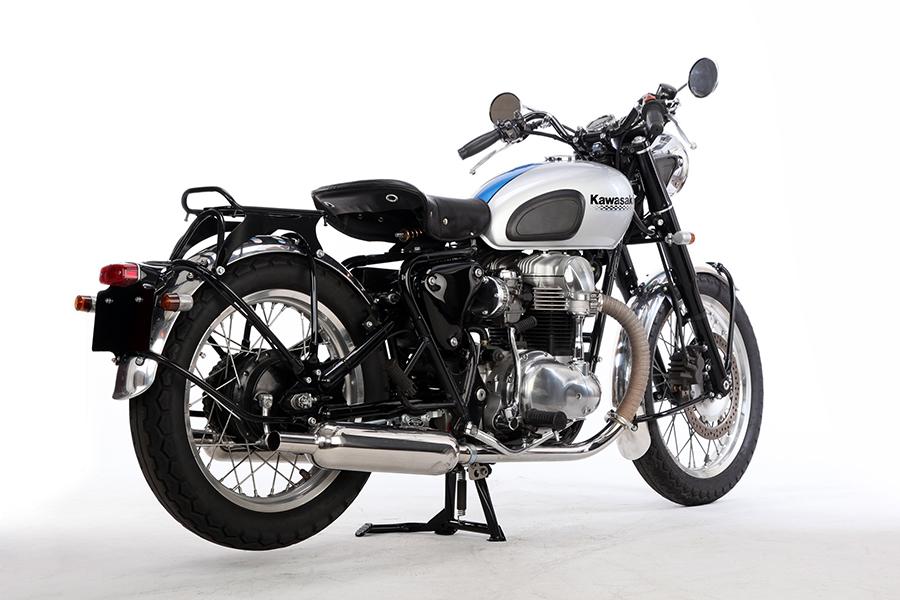 Kawasaki W650 Custom_e0182444_19533283.jpg