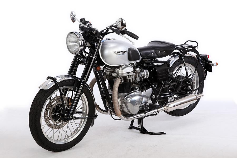 Kawasaki W650 Custom_e0182444_19533674.jpg