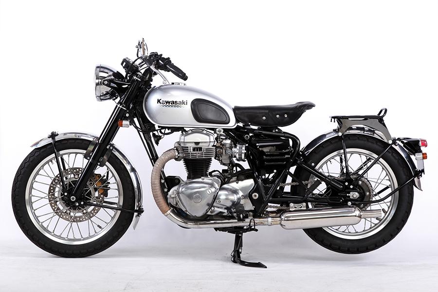 Kawasaki W650 Custom_e0182444_19534116.jpg