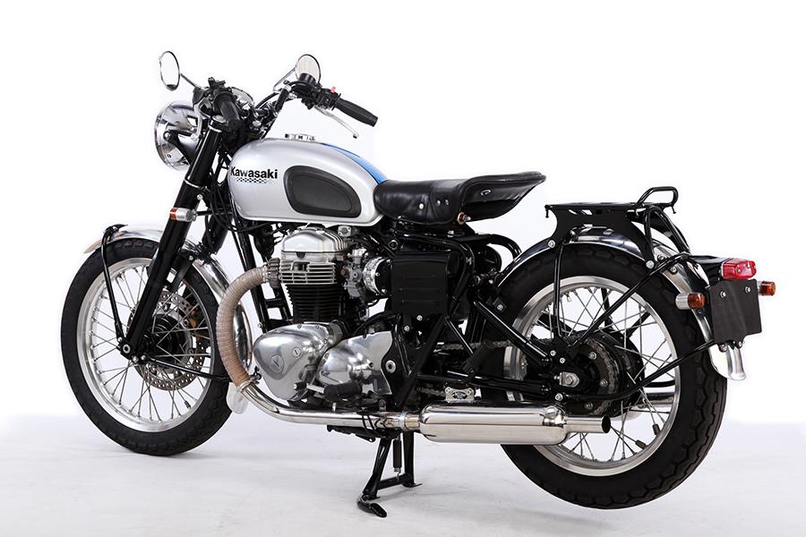 Kawasaki W650 Custom_e0182444_19534590.jpg