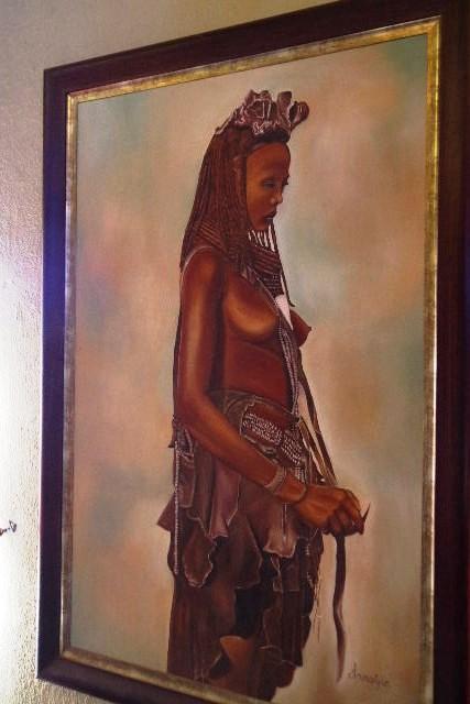 ナミビアの旅(30) カオコランドのオプウォ・カントリーロッジへ _c0011649_03228.jpg