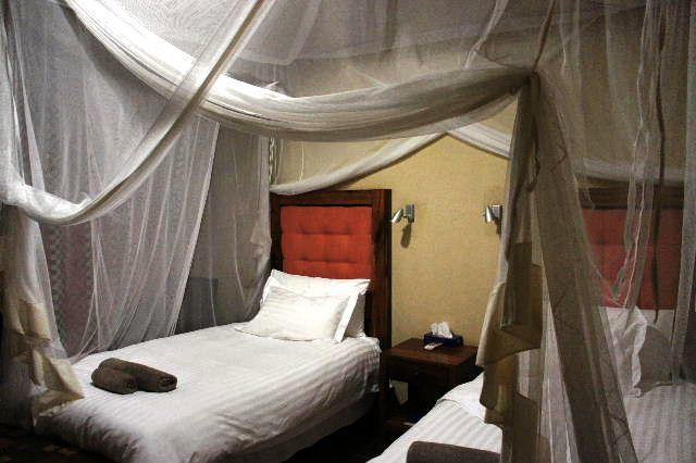 ナミビアの旅(30) カオコランドのオプウォ・カントリーロッジへ _c0011649_0575073.jpg