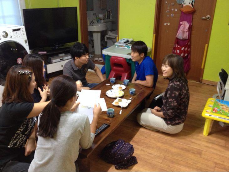 韓国のシェルティブリーダー、ジョンさん宅にお邪魔しました_f0126965_21553643.jpg