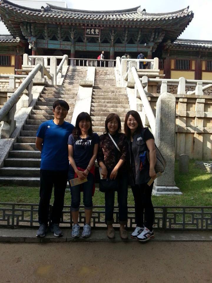 韓国のシェルティブリーダー、ジョンさん宅にお邪魔しました_f0126965_21555551.jpg