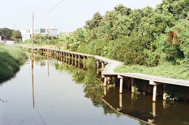 バンコク運河散歩 #26_b0131470_12443949.jpg