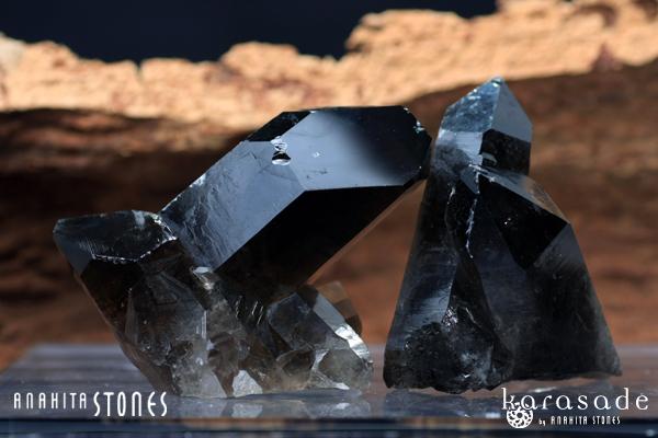黒水晶原石(ブラジル産)_d0303974_9341864.jpg
