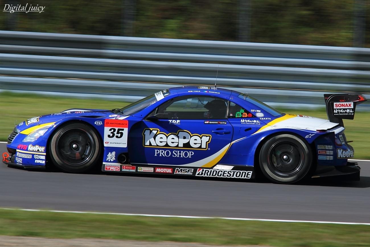 GT500 : #35 KeePer Kraft SC430_c0216181_22314774.jpg