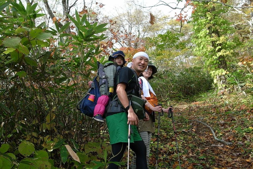 10月5日、羊蹄山を喜茂別コースから_f0138096_1282278.jpg