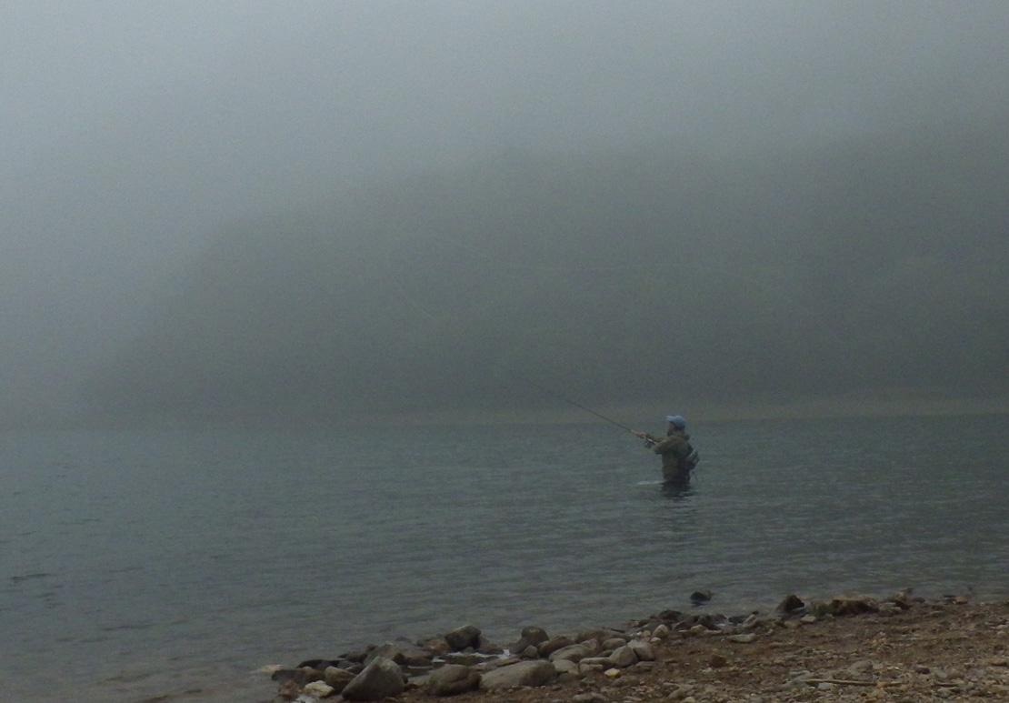 フルックス主催 湖のフライフィッシングスクール IN 丸沼_c0095801_0285440.jpg