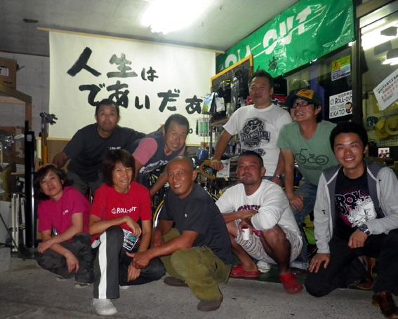 2013.10.05(日) ロールアウト25周年記念宴_a0062810_15501713.jpg