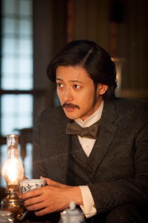邪馬台国論争:いにしえの昔から日本男子と日本女性はカッコ良かったんだヨ!_e0171614_1923785.jpg