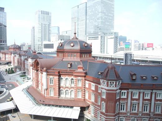 東京駅だよ、おっかさん_f0182920_20114388.jpg