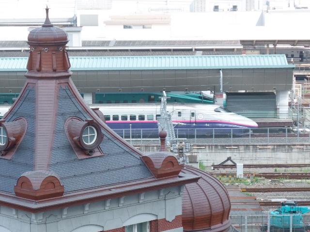 東京駅だよ、おっかさん_f0182920_20285566.jpg
