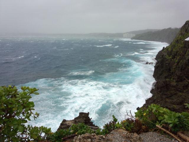 10月7日、本日夕方から台風直撃~_c0070933_17455749.jpg