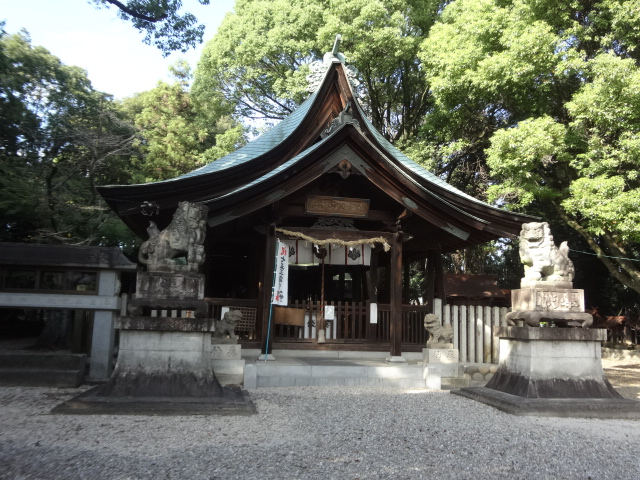 伊多波刀神社 : 神社好きのペー...
