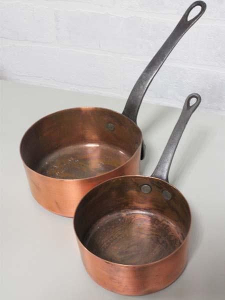 アンティーク銅鍋入荷。_b0270459_0333772.jpg
