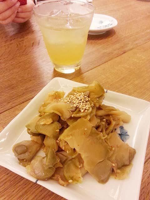 5人でこれだけ食べちゃった♪「希須林(きすりん)」@表参道_b0051666_816178.jpg