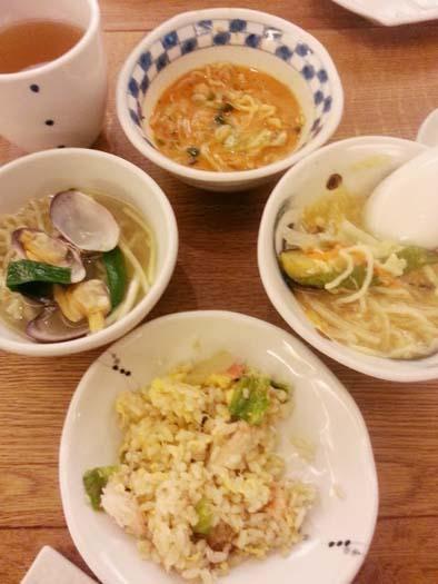 5人でこれだけ食べちゃった♪「希須林(きすりん)」@表参道_b0051666_8221742.jpg