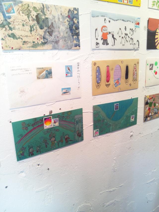 おたより~絵封筒展~ 2013に行ってきた。_c0001670_213998.jpg
