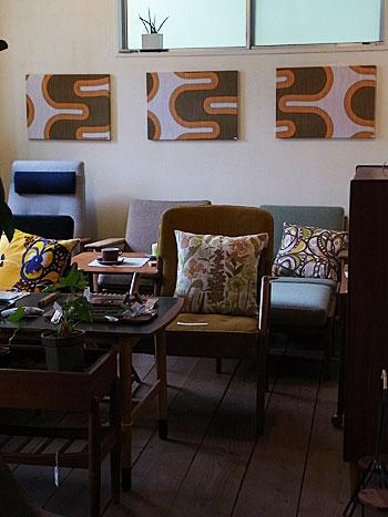 vintage fabric panel & お知らせ_c0139773_16334188.jpg