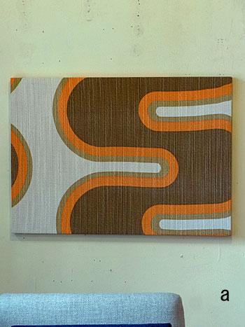 vintage fabric panel & お知らせ_c0139773_16335042.jpg