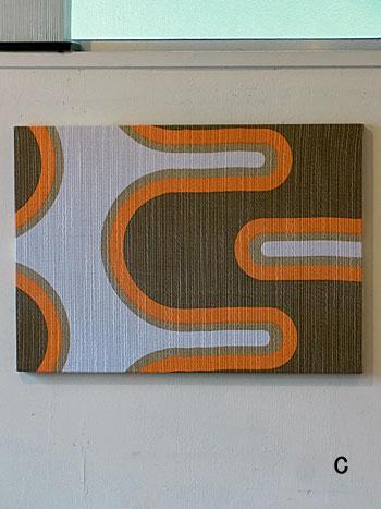 vintage fabric panel & お知らせ_c0139773_1634079.jpg