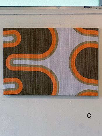 vintage fabric panel & お知らせ_c0139773_16341454.jpg