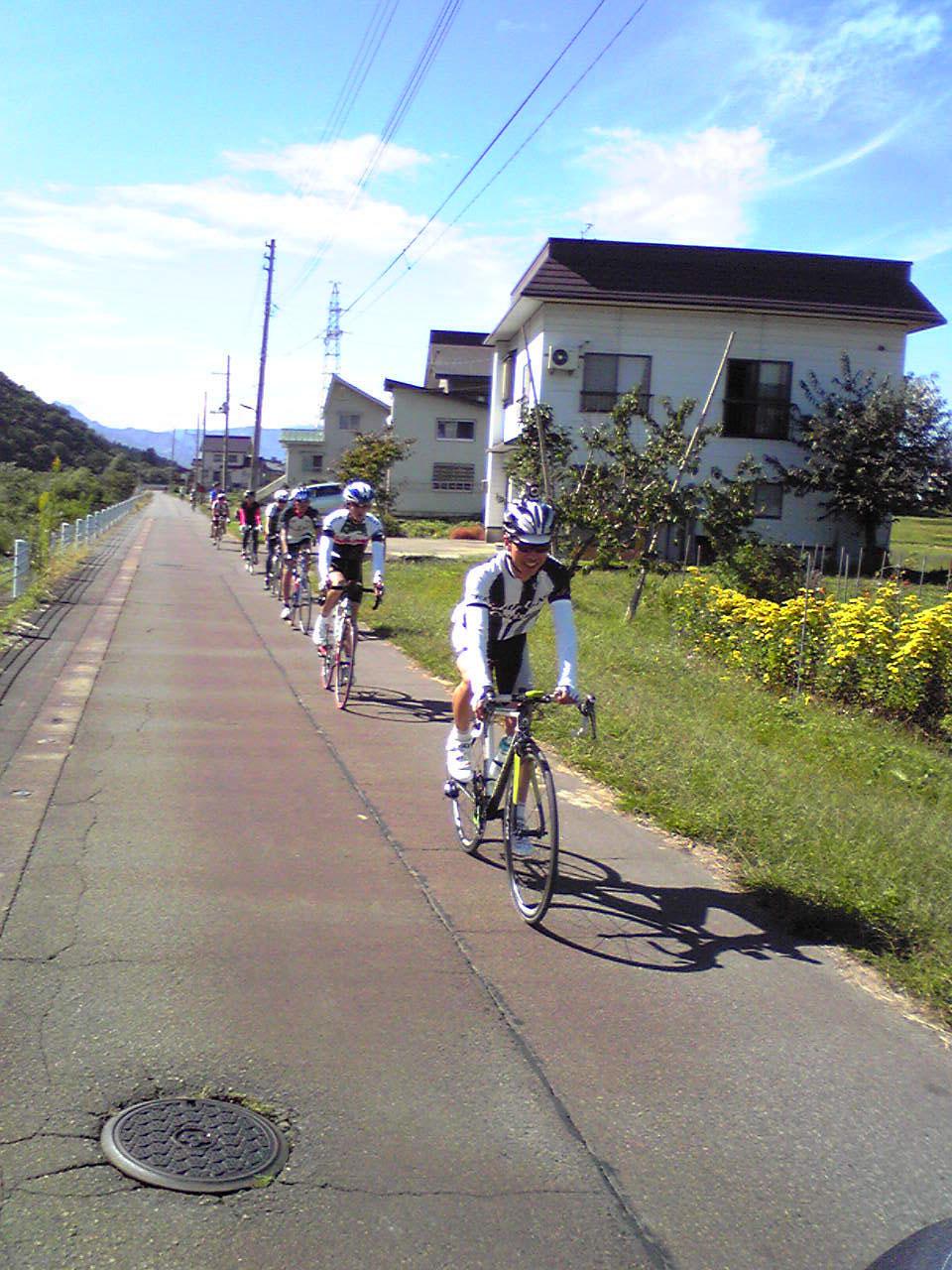 2013南魚沼サイクリング大会  無事開催!!_b0173884_11353875.jpg