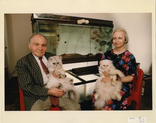 アートを愛する老夫婦を追った「ハーブ&ドロシー ふたりからの贈りもの」全米公開!_c0050387_12223864.jpg
