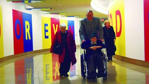 アートを愛する老夫婦を追った「ハーブ&ドロシー ふたりからの贈りもの」全米公開!_c0050387_12233784.jpg
