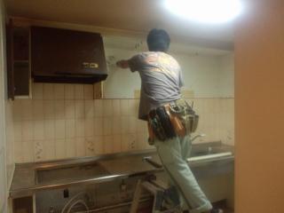 キッチン改修工事_e0190287_23211221.jpg