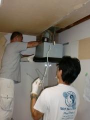 キッチン改修工事_e0190287_23272929.jpg