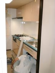 キッチン改修工事_e0190287_23274525.jpg