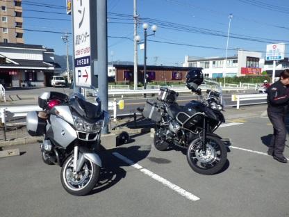 2台で泊まり旅・ 夜~メルヘン街道編_e0222836_22201487.jpg