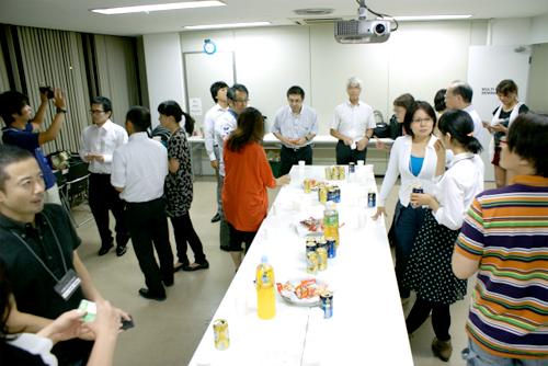 2013年9月交流会レポート 比治山大学3年・大田 展也、代表 池田奈都子_e0130743_2050773.jpg